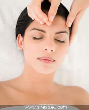 L'acupuncture pour gérer le stress