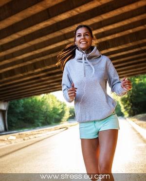 Le sport pour gérer le stress