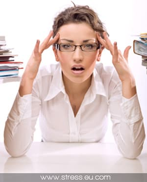 Le stress dû au travail