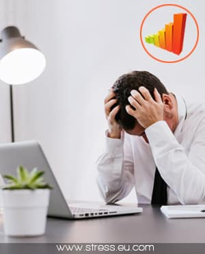 Les chiffres du stress au travail